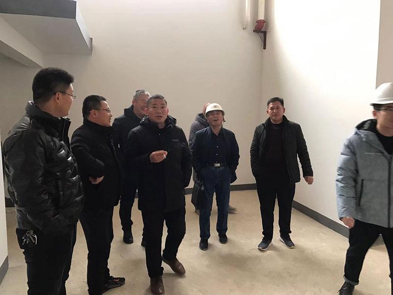 德赢赞助ac米兰豪庭一期项目顺利通过竣工验收
